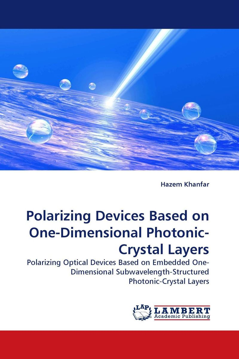 Polarizing Devices Based on One-Dimensional Photonic-Crystal Layers bk10