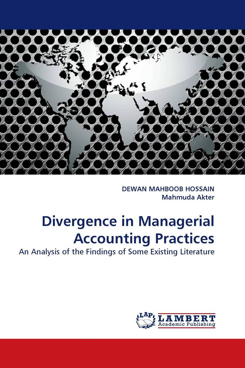 Divergence in Managerial Accounting Practices