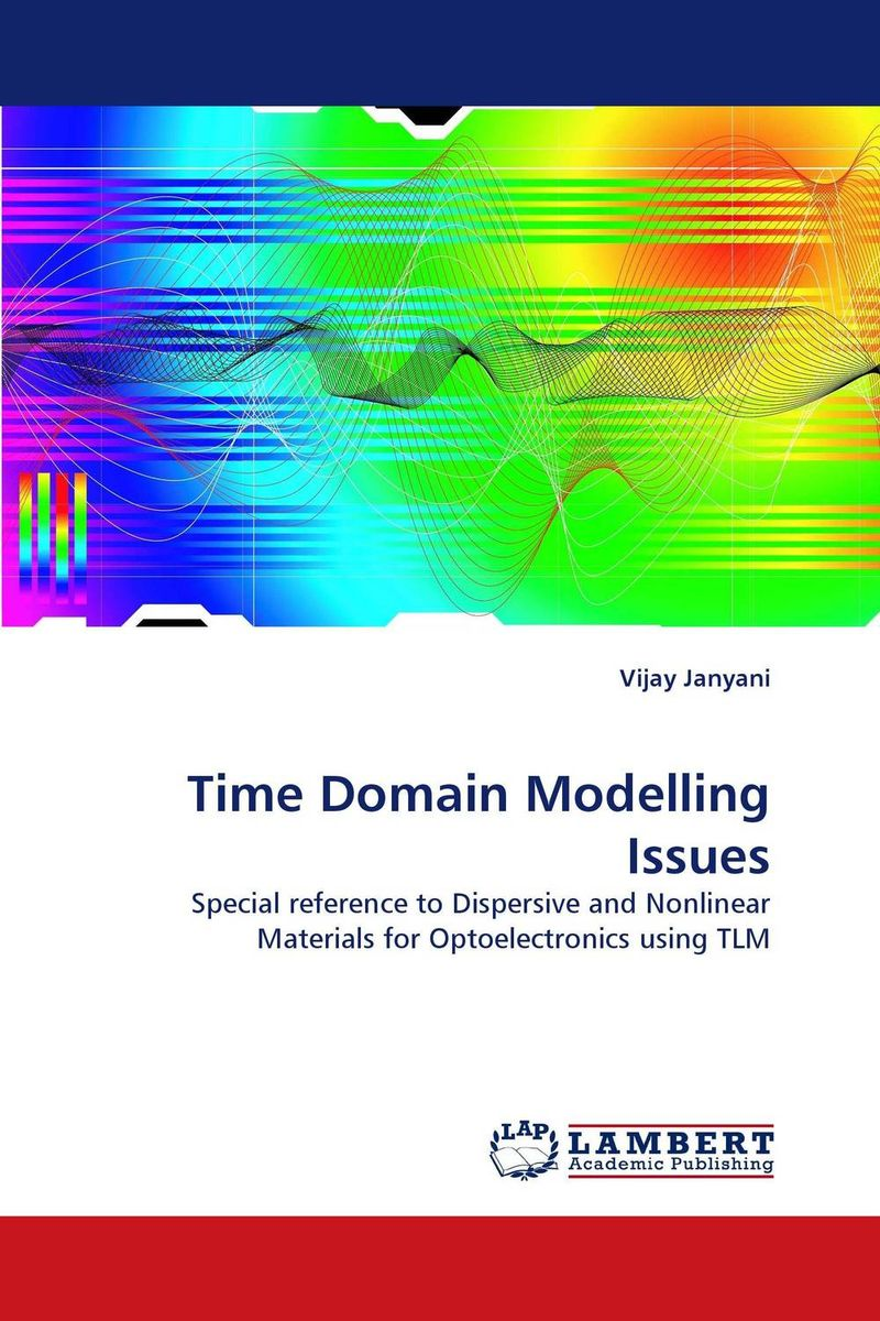 Time Domain Modelling Issues tlm 4 d0103tm телеметрика