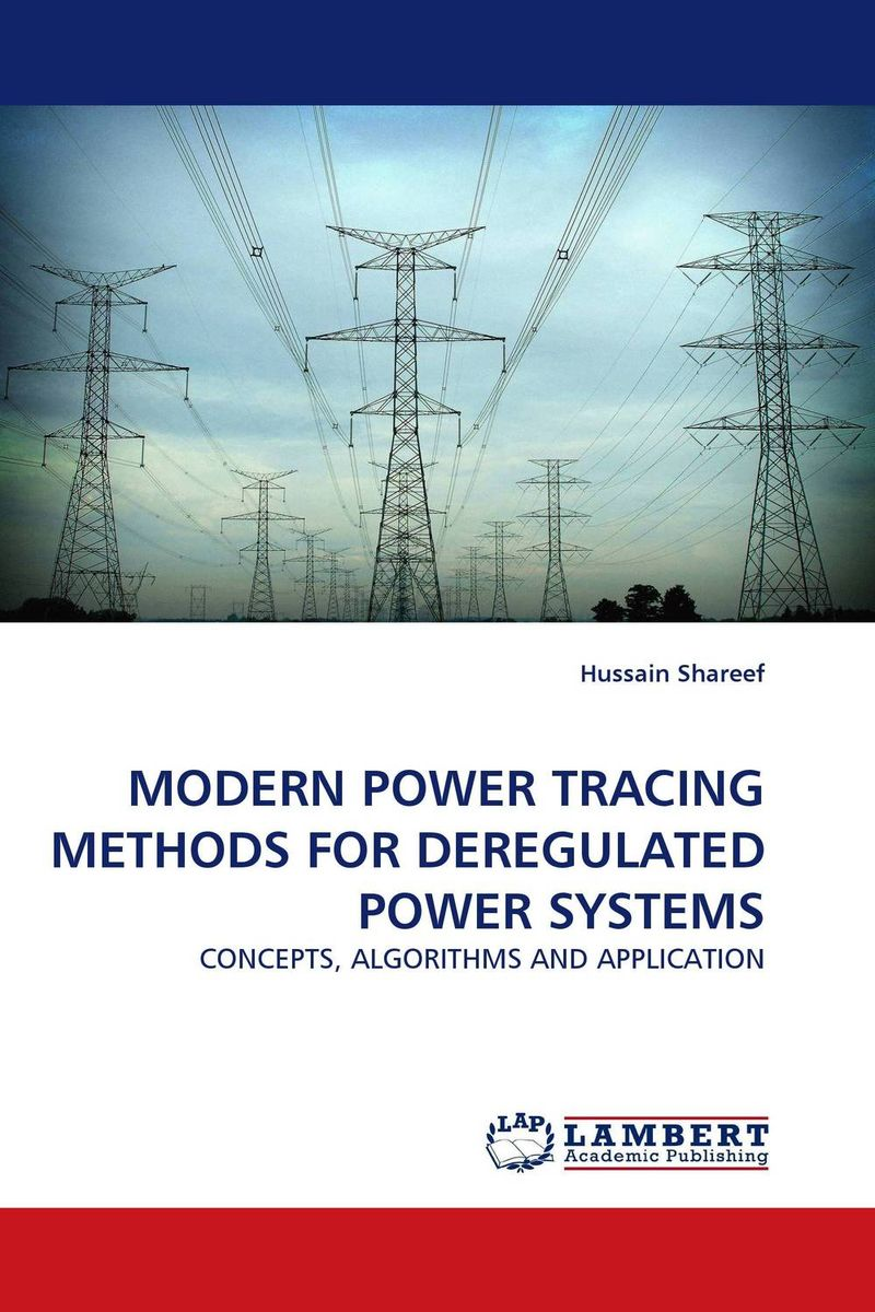 MODERN POWER TRACING METHODS FOR DEREGULATED POWER SYSTEMS 1pc zirkon zahn system dental milling burs and stylus 1l 2l 4l to be chosen
