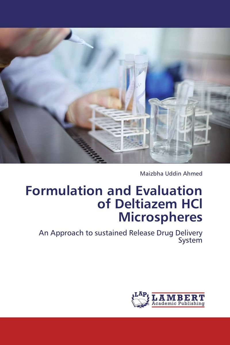 Formulation and Evaluation of Deltiazem HCl Microspheres formulation and evaluation of microspheres by mixed solvency concept