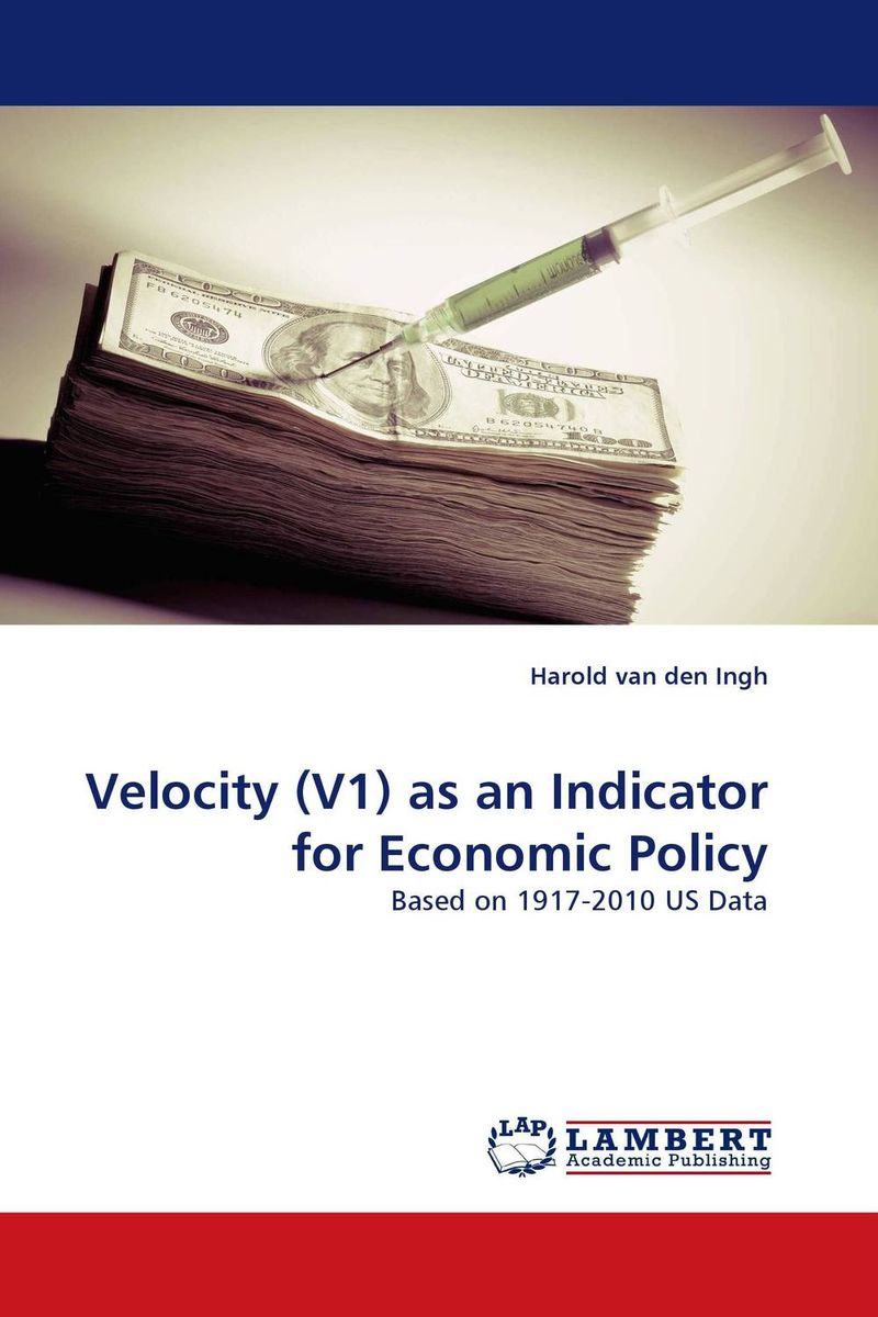 Velocity (V1) as an Indicator for Economic Policy рюкзак velocity 12