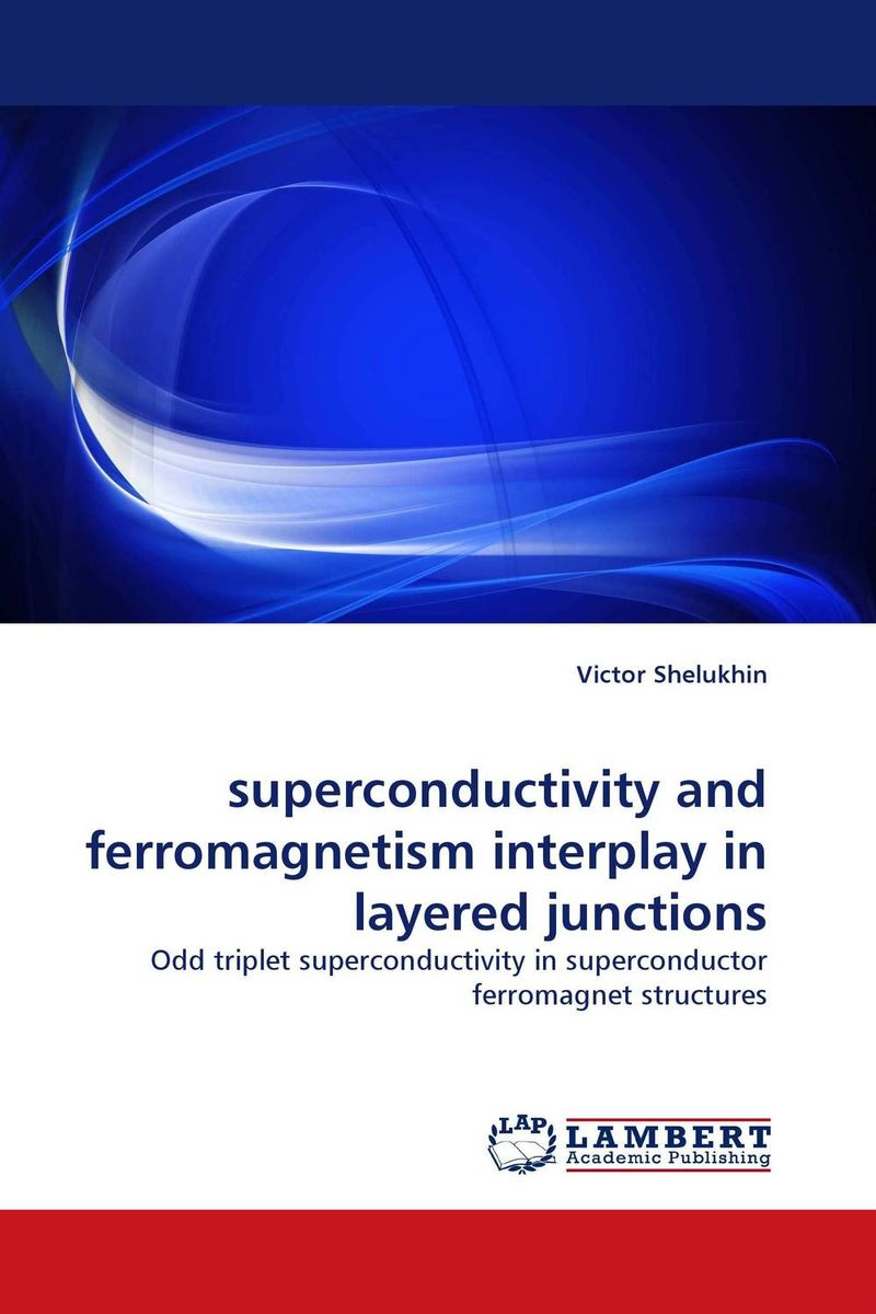 superconductivity and ferromagnetism interplay in layered junctions study of superconductivity