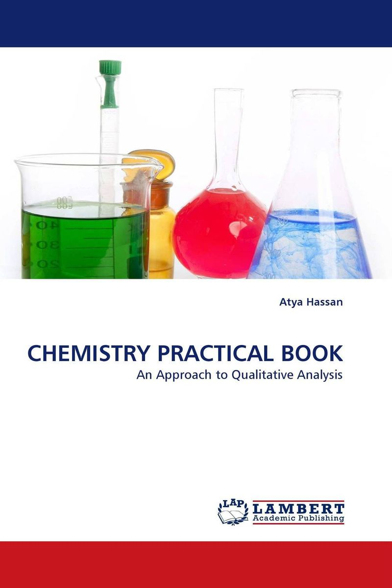 CHEMISTRY PRACTICAL BOOK chemistry – the science in context im