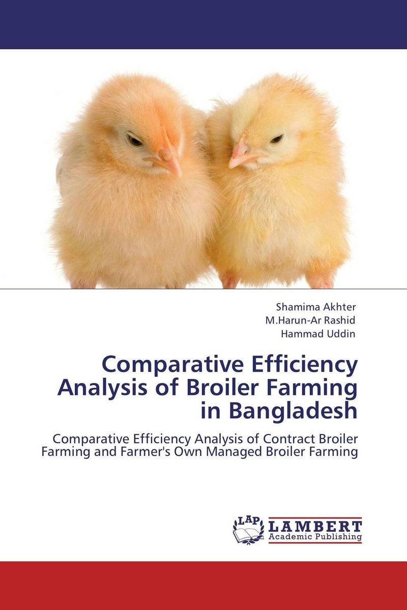Comparative Efficiency Analysis of Broiler Farming in Bangladesh financial appraisal and comparative analysis of icici bank ltd