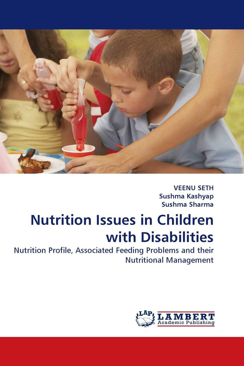 Nutrition Issues in Children with Disabilities nutrition status and food consumption pattern of children with cancer