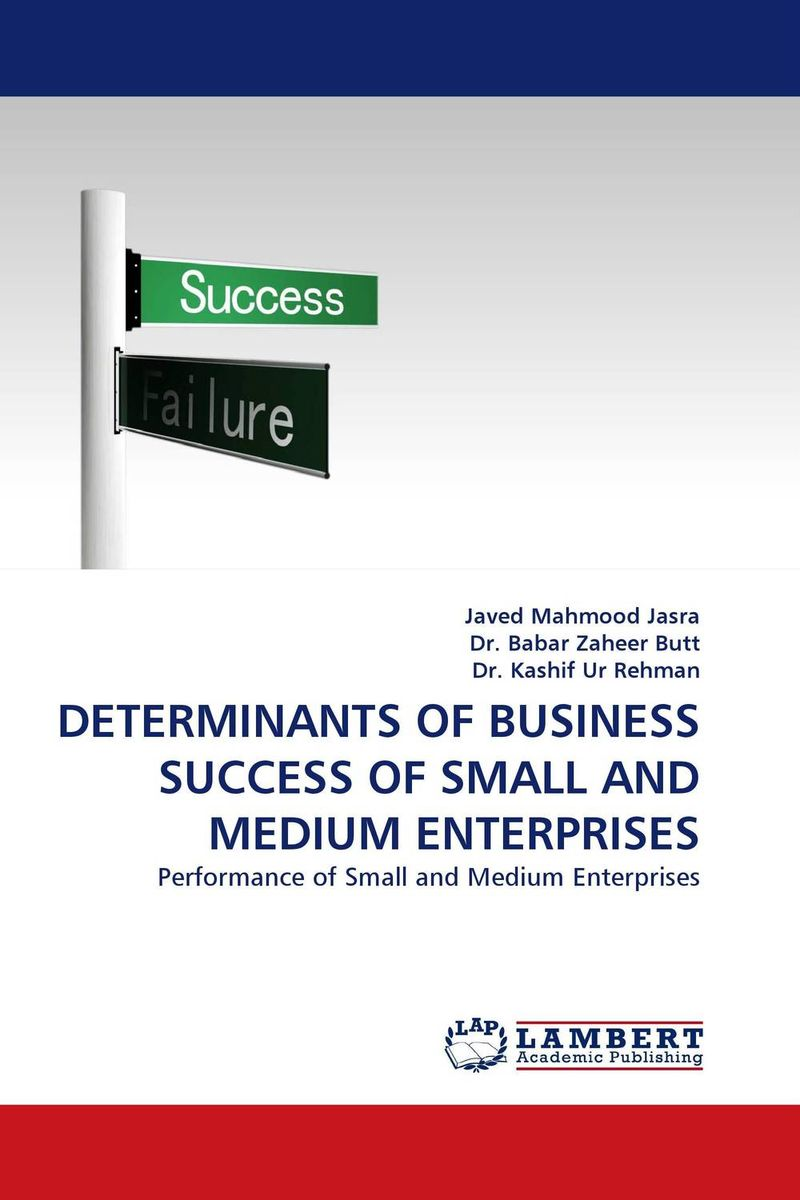 DETERMINANTS OF  BUSINESS SUCCESS OF SMALL AND MEDIUM ENTERPRISES farmers response to integrated plant nutrition system