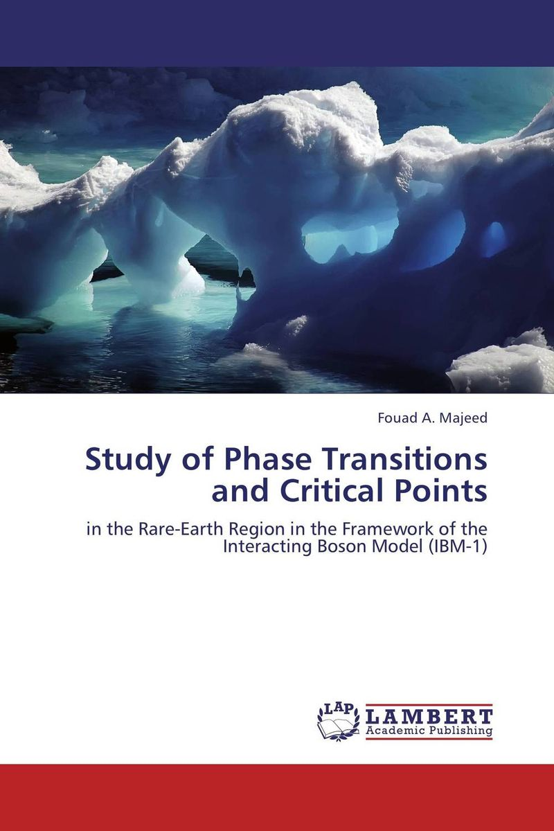 Study of Phase Transitions and Critical Points