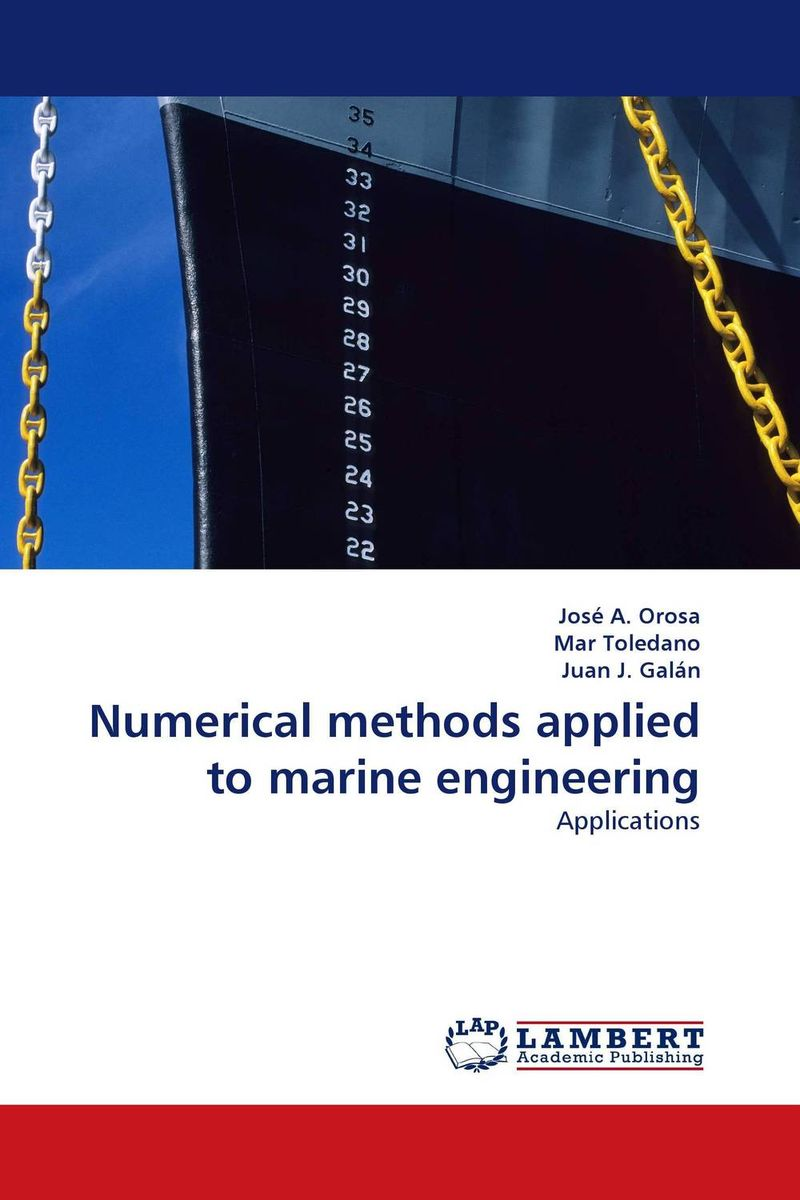 Numerical methods applied to marine engineering numerical study of dynamic relaxation methods