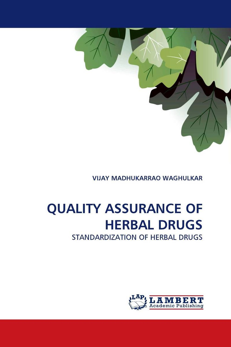 QUALITY ASSURANCE OF HERBAL DRUGS aligning university quality assurance and graduate employability
