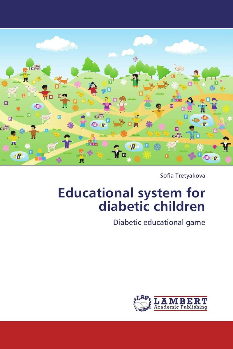 Фото Educational system for diabetic children