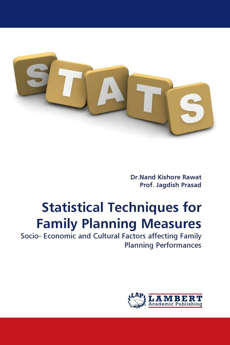 Statistical Techniques for Family Planning Measures statistical techniques for family planning measures