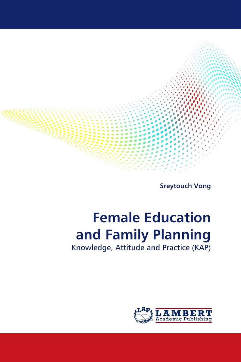 Female Education and Family Planning statistical techniques for family planning measures