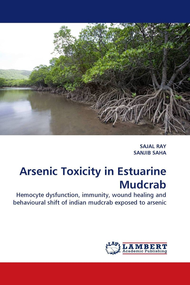 Arsenic Toxicity in Estuarine Mudcrab prabal barua ecology biodiversity and pollution of indian sundarbans