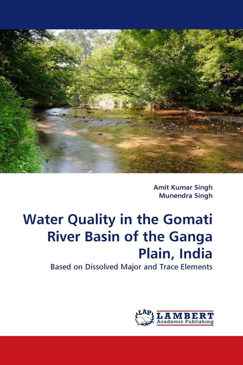 Water Quality in the Gomati River Basin of the Ganga Plain, India сумки long river сумка