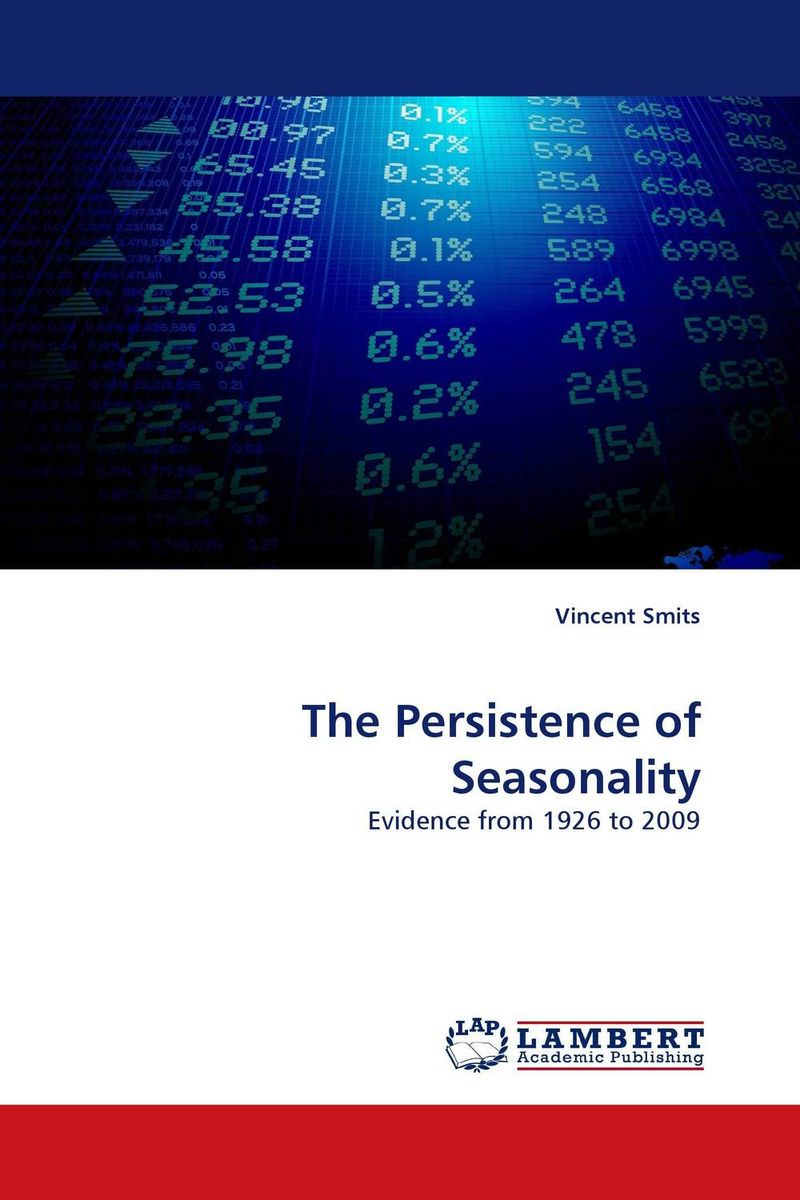 The Persistence of Seasonality