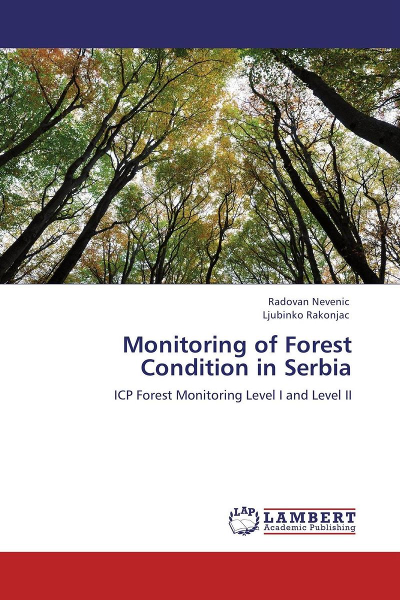 Monitoring of Forest Condition in Serbia d2 em used in good condition with free dhl ems