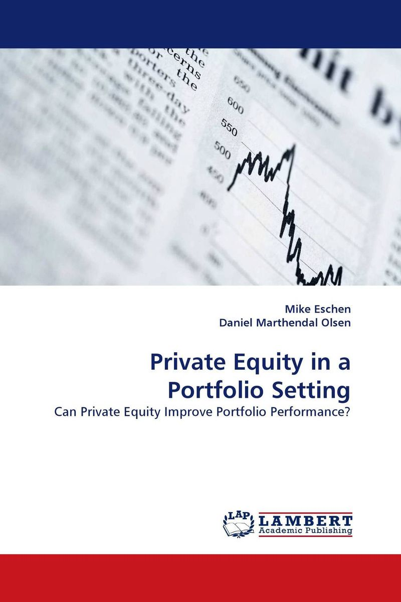 Private Equity in a Portfolio Setting слипоны der spur der spur de034amqoo37