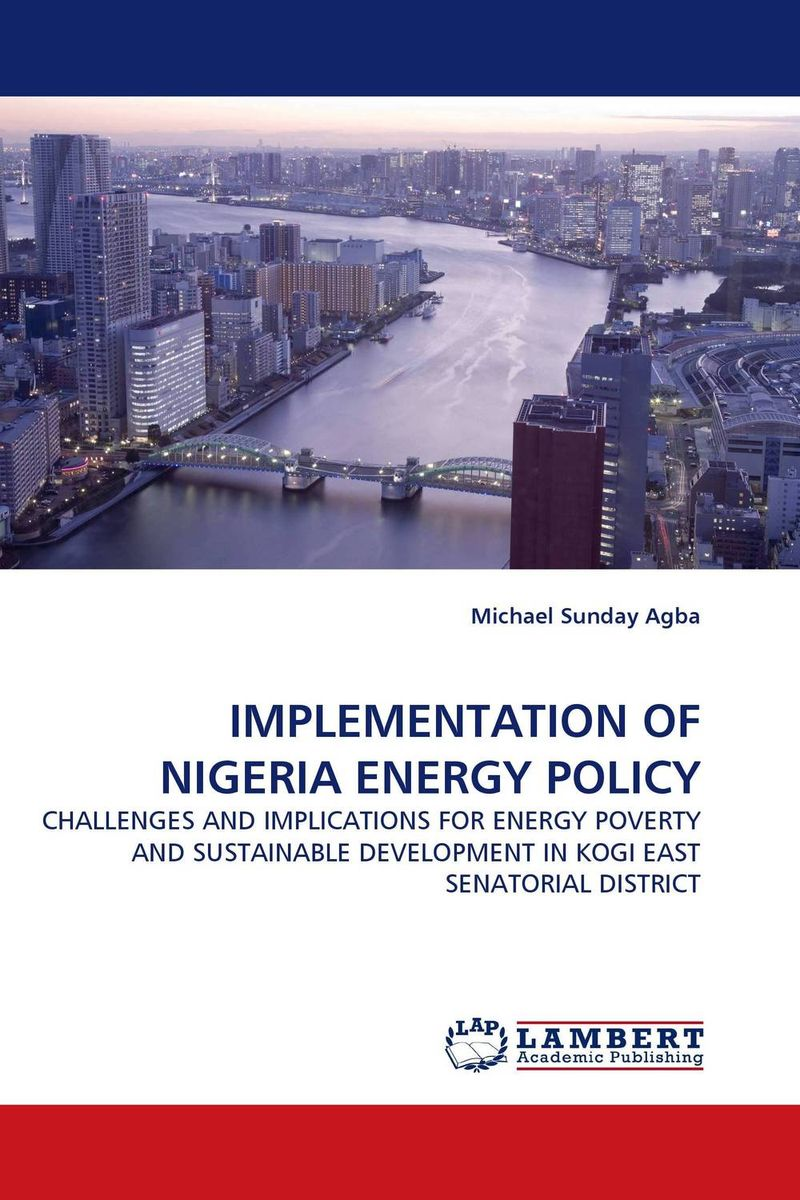 IMPLEMENTATION OF NIGERIA ENERGY POLICY development of ghg mitigation options for alberta's energy sector