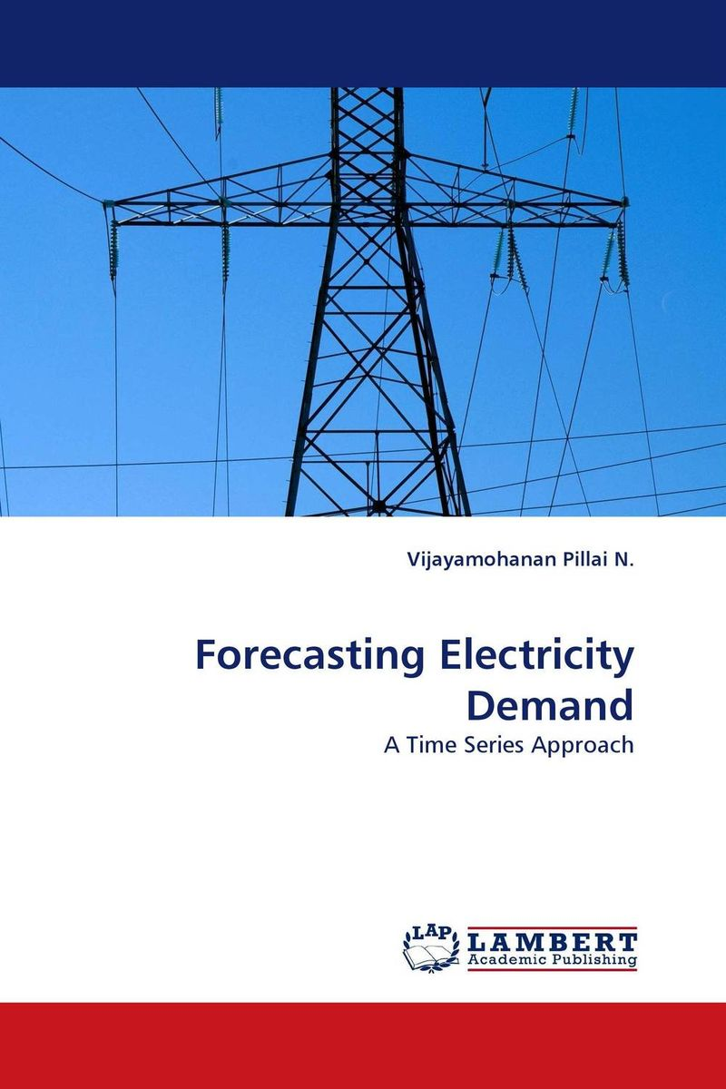 Forecasting Electricity Demand charles chase w demand driven forecasting a structured approach to forecasting