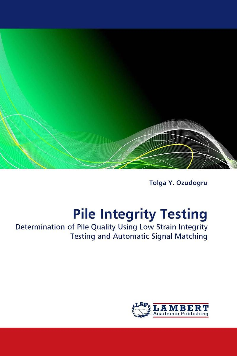 Pile Integrity Testing evaluation of pile failure mechanism by piv method