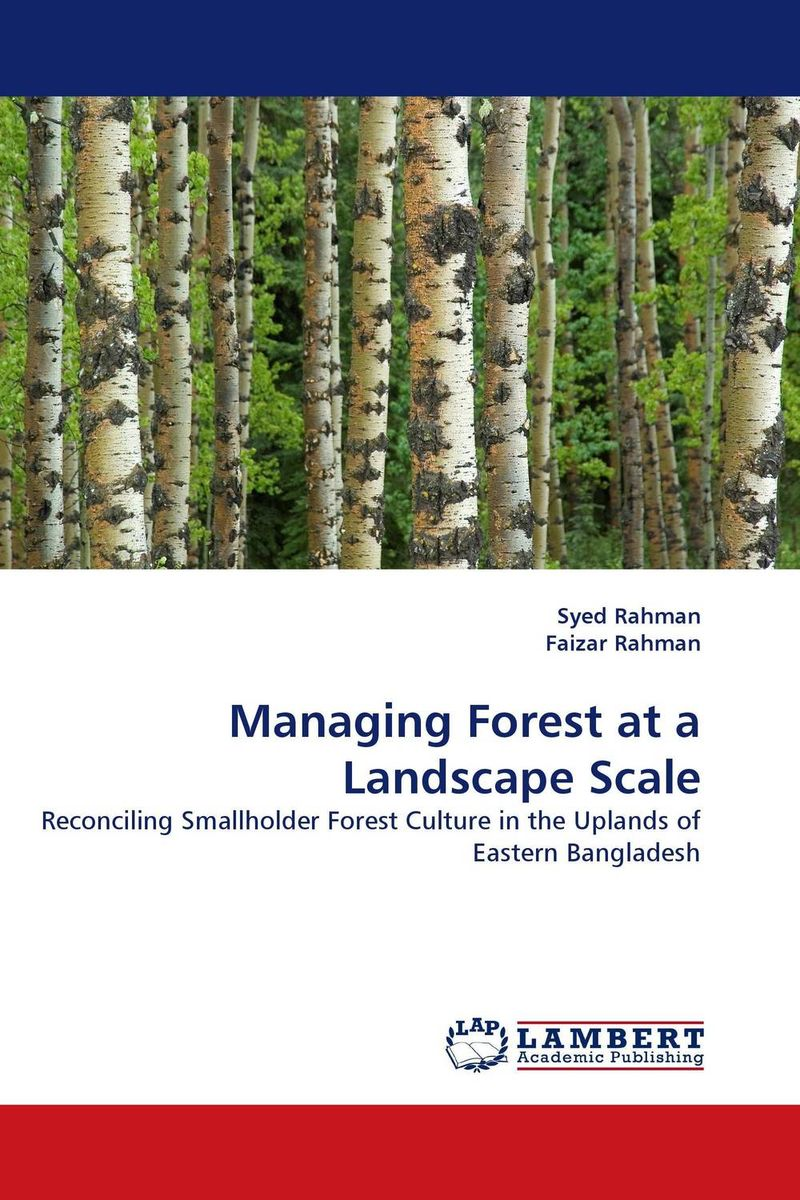 Managing Forest at a Landscape Scale managing projects made simple
