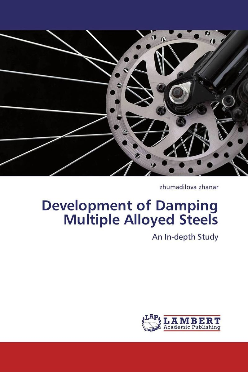 Development of Damping Multiple Alloyed Steels
