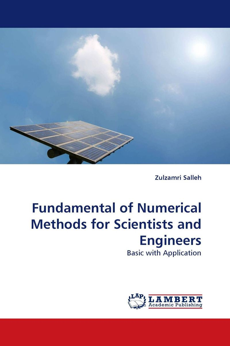 Fundamental of Numerical Methods for Scientists and Engineers the application of wavelets methods in stefan problem