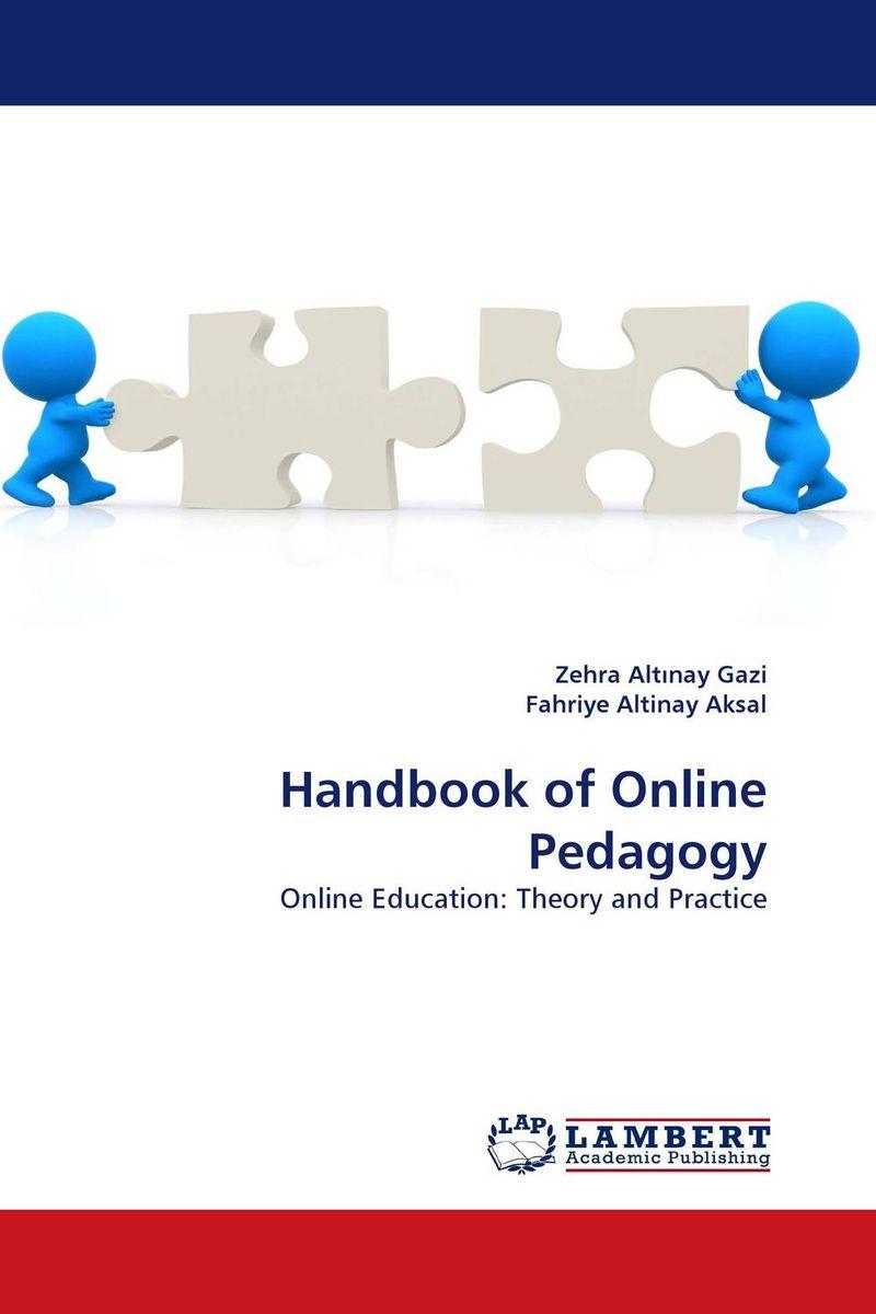 Handbook of Online Pedagogy handbook of international economics 3