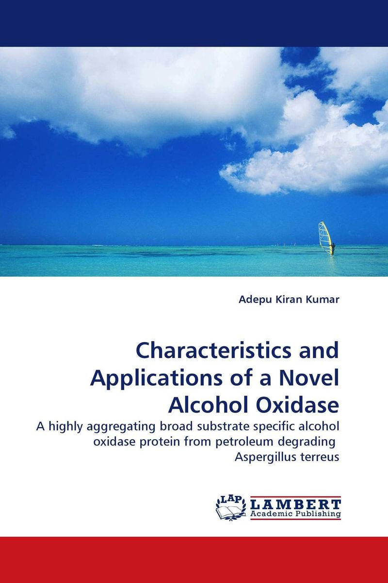 Characteristics and Applications of a Novel Alcohol Oxidase enzyme electrodes for biosensor & biofuel cell applications page 1
