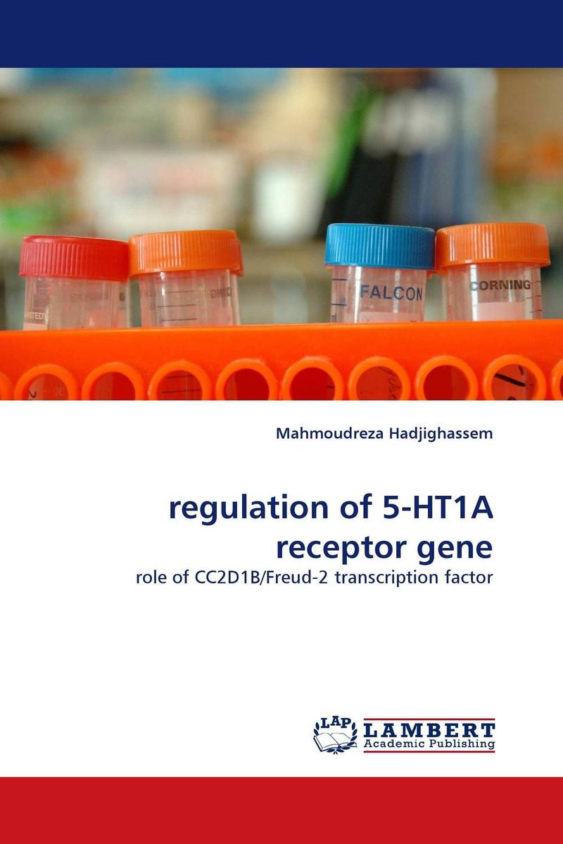regulation of 5-HT1A receptor gene modulation of hiv co receptor expression on cells by anti virals