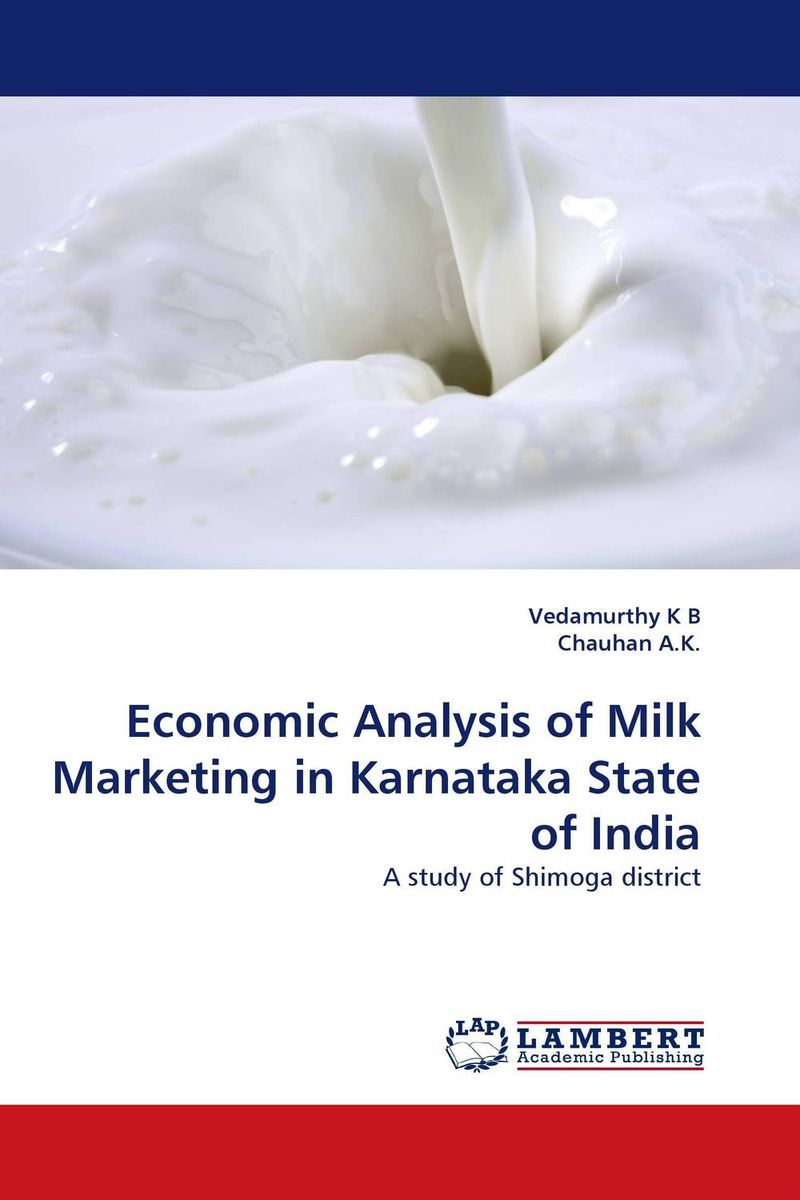 Economic Analysis of Milk Marketing in Karnataka State of India shoji lal bairwa rakesh singh and saket kushwaha economics of milk marketing
