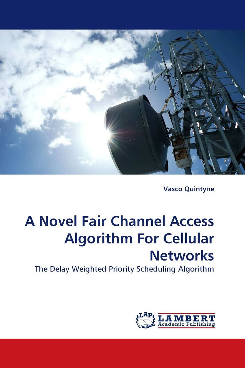A Novel Fair Channel Access Algorithm For Cellular Networks multimedia traffic scheduling in future wireless networks