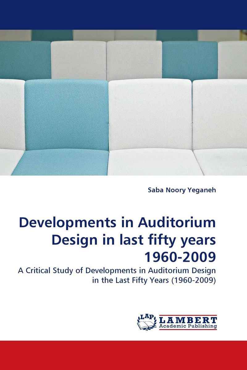 Developments in Auditorium Design in last fifty years 1960-2009 explanation of selected psalms in four parts part 1 blessed is the man
