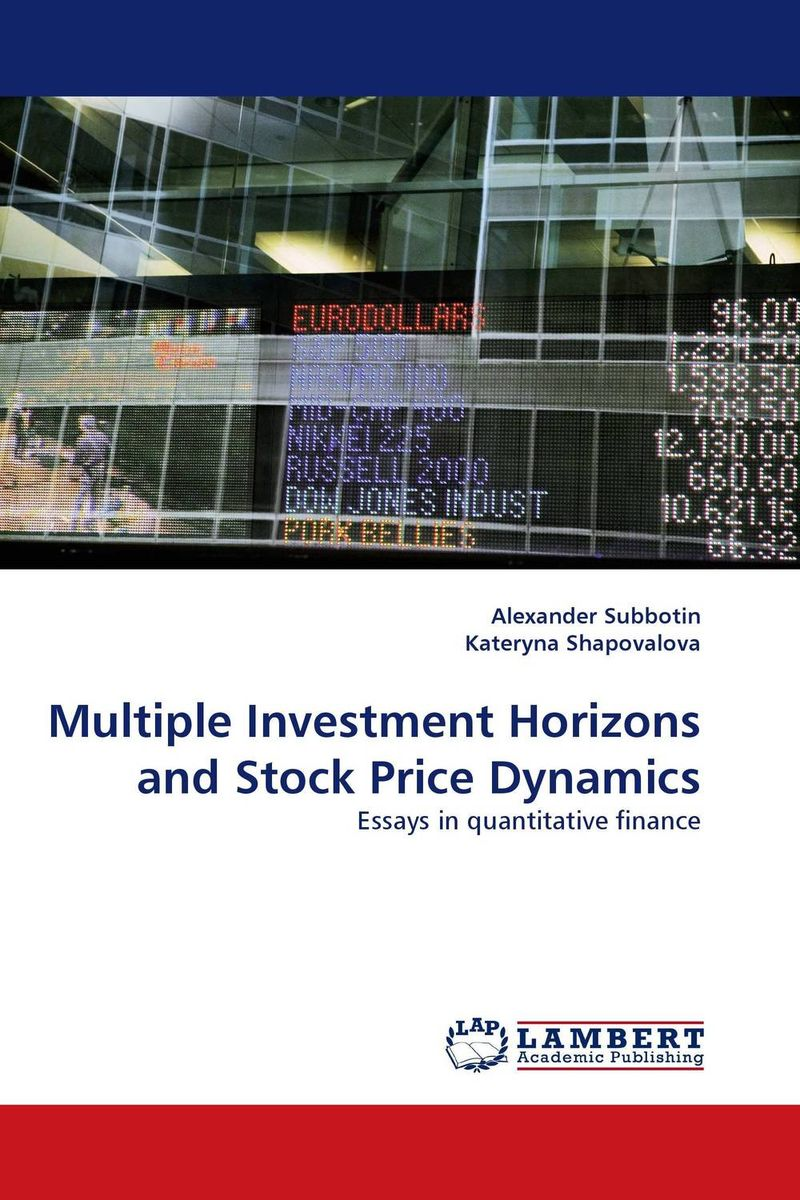 Multiple Investment Horizons and Stock Price Dynamics tobias olweny and kenedy omondi the effect of macro economic factors on stock return volatility at nse