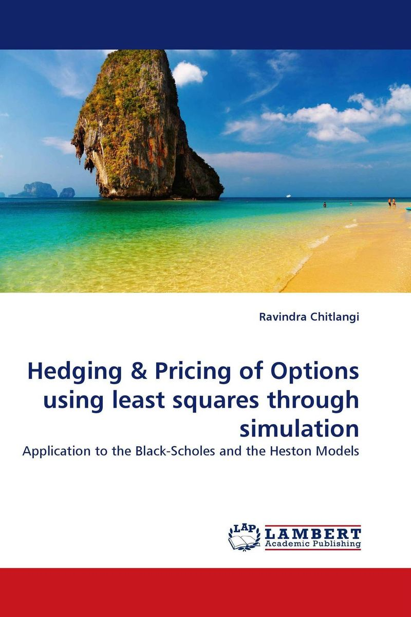 Hedging & Pricing of Options using least squares through simulation advanced pricing of loans using the risk neutral approach