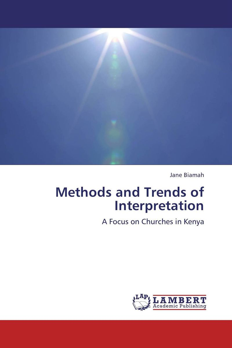 Methods and Trends of Interpretation зигмунд фрейд delusion and dream an interpretation in the light of psychoanalysis of gradiva