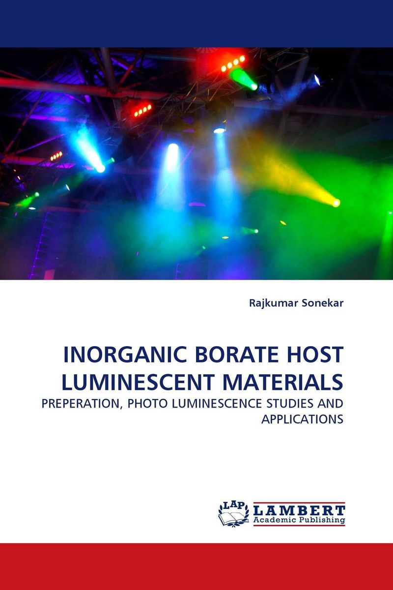 INORGANIC BORATE HOST LUMINESCENT MATERIALS dennis hall g boronic acids preparation and applications in organic synthesis medicine and materials