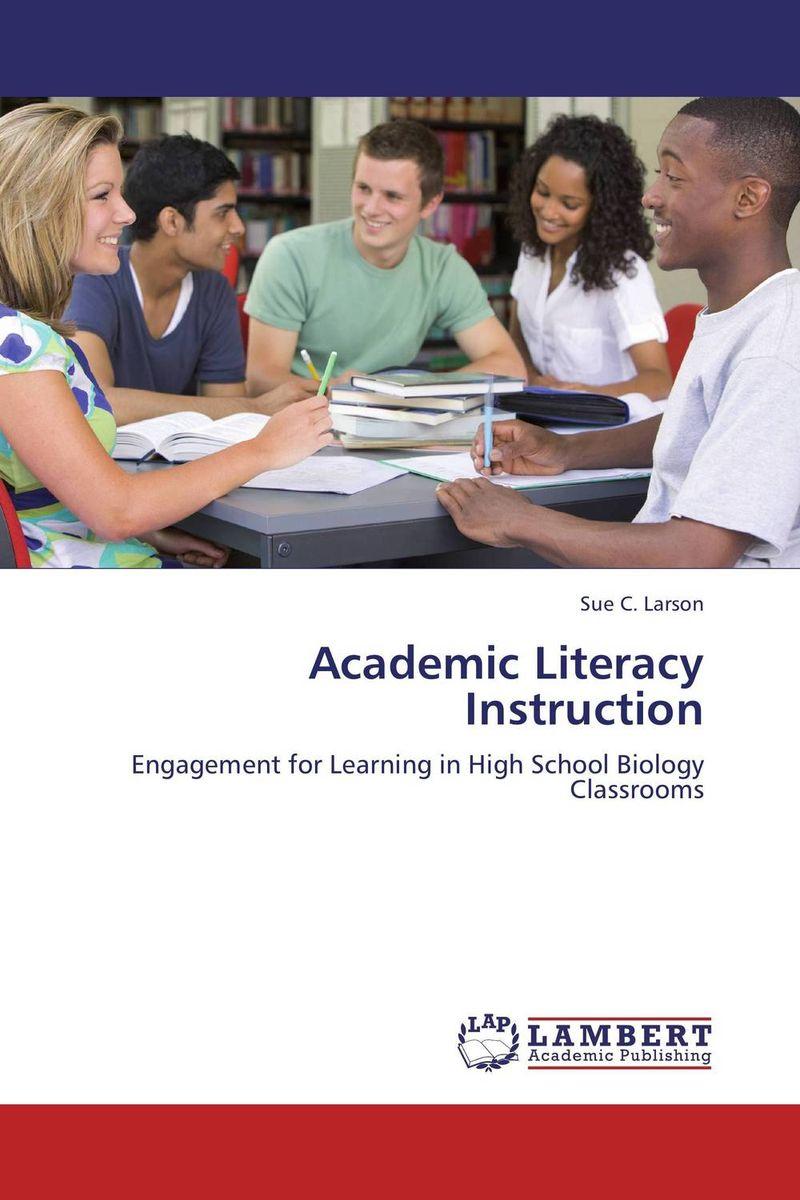 купить Academic Literacy Instruction недорого