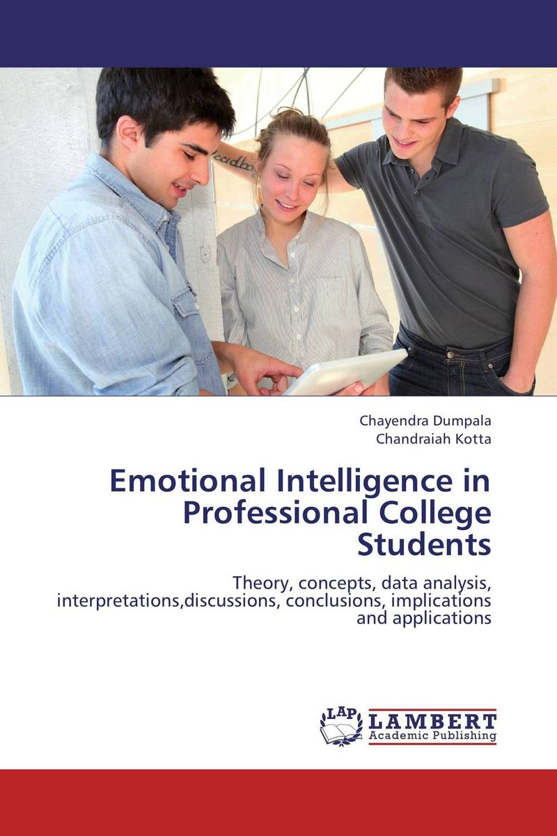 Emotional Intelligence in Professional College Students practitioner s guide to assessing intelligence and achievement