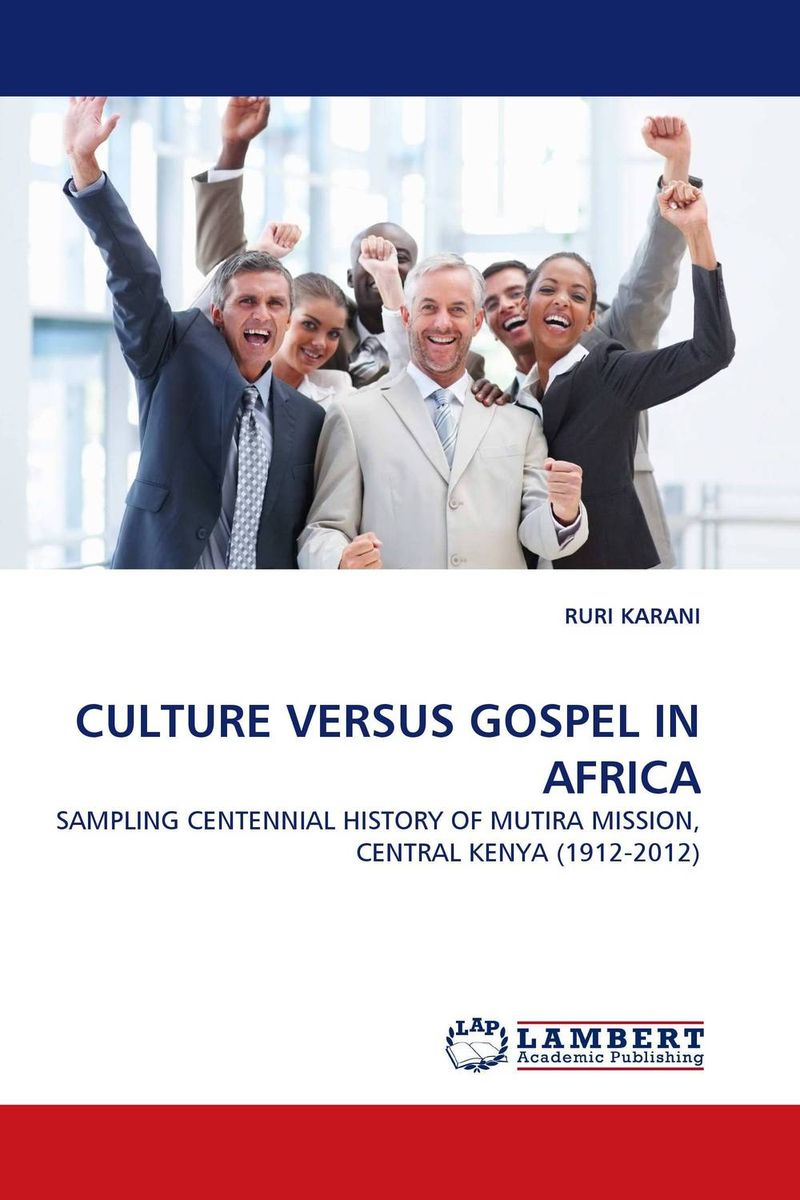 CULTURE VERSUS GOSPEL IN AFRICA