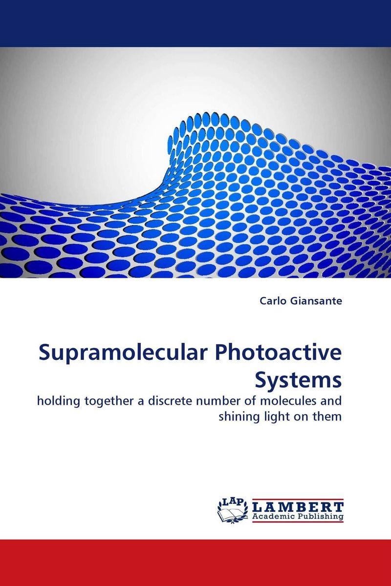 Supramolecular Photoactive Systems