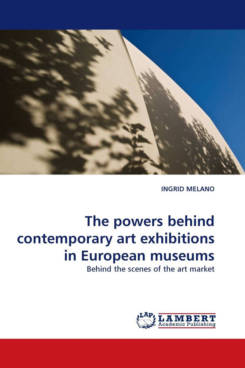 The powers behind contemporary art exhibitions in European museums the art of adding and the art of taking away – selections from john updike s manuscripts