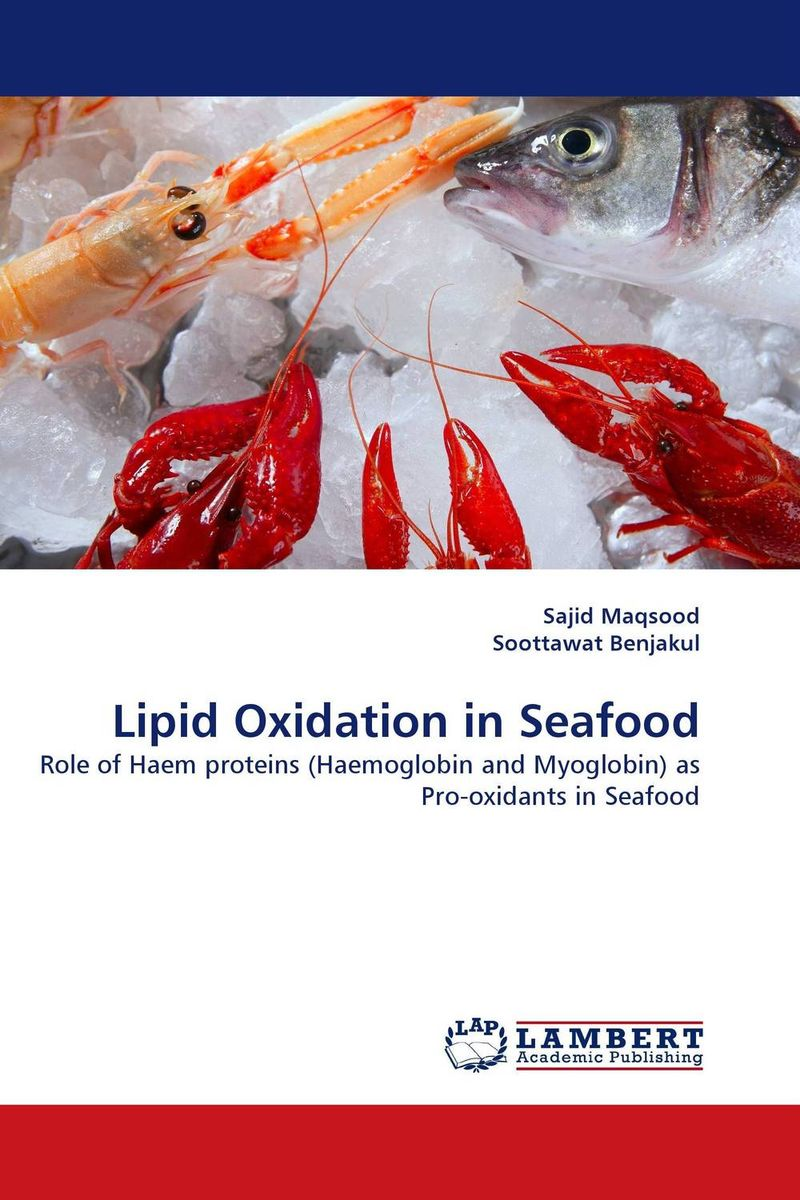 Lipid Oxidation in Seafood lipid production by oleaginous yeasts