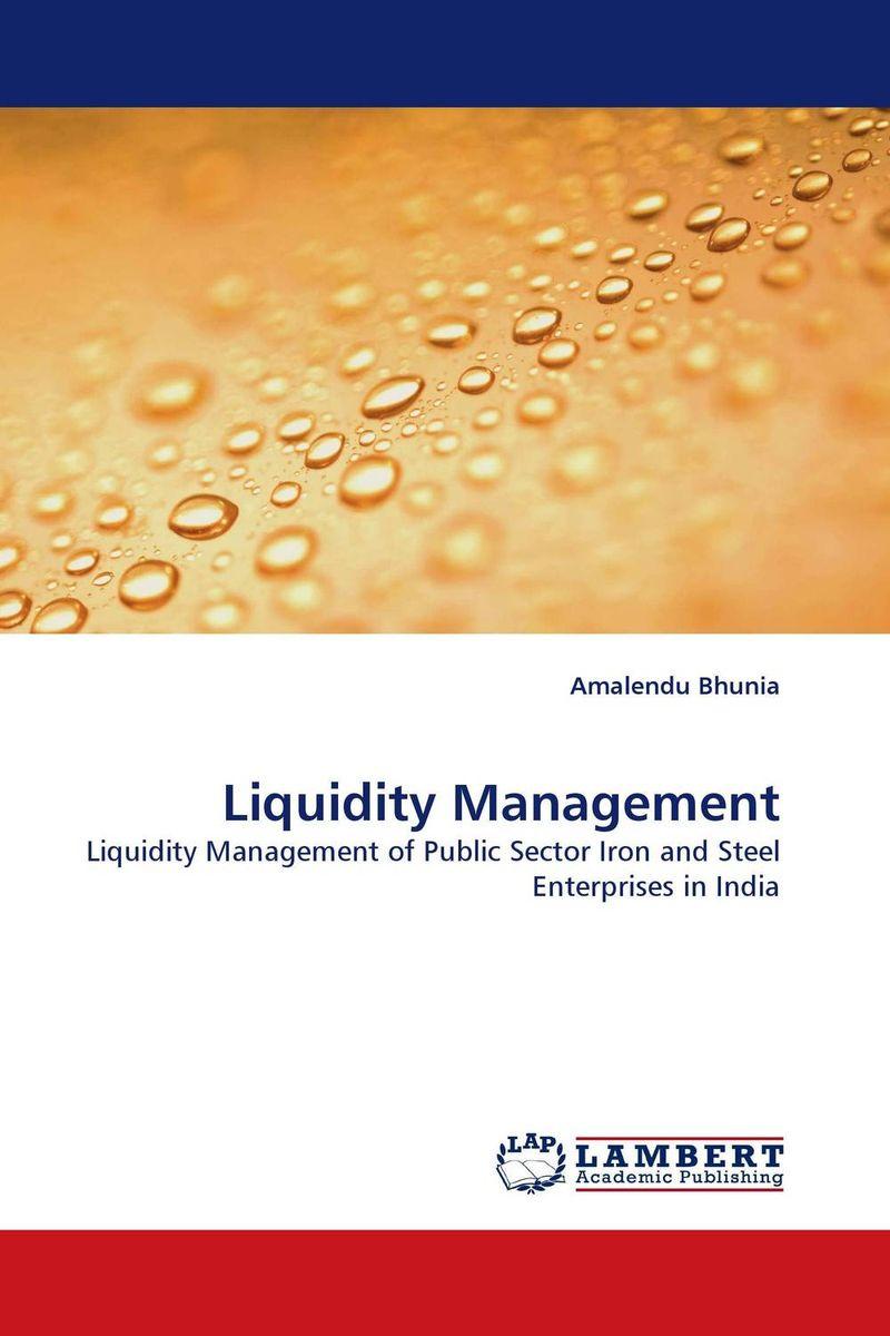 Liquidity Management майка классическая printio sadhus of india