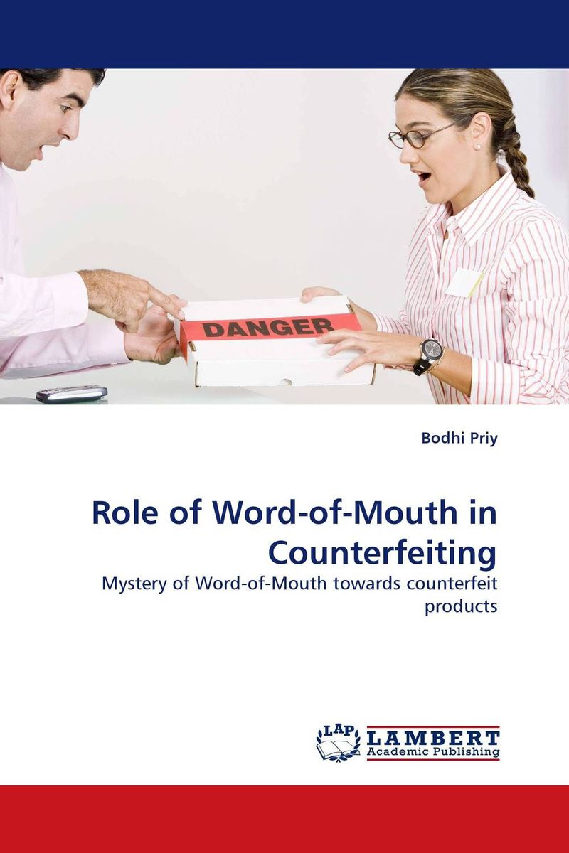 Role of Word-of-Mouth in Counterfeiting