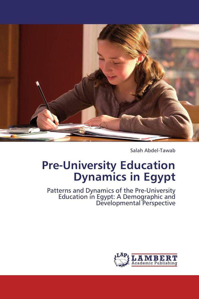 Pre-University Education Dynamics in Egypt peace education at the national university of rwanda