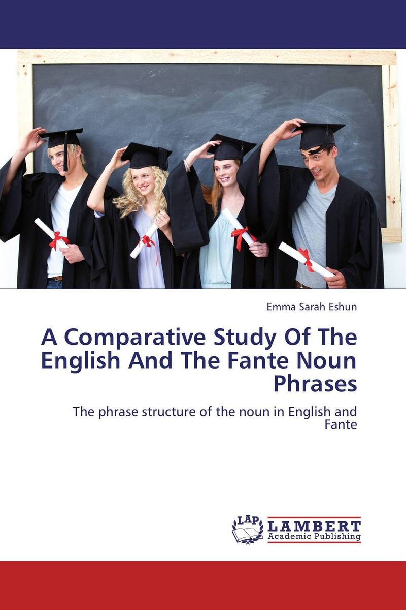 A Comparative Study Of The English And The Fante Noun Phrases fante j ask the dust a novel