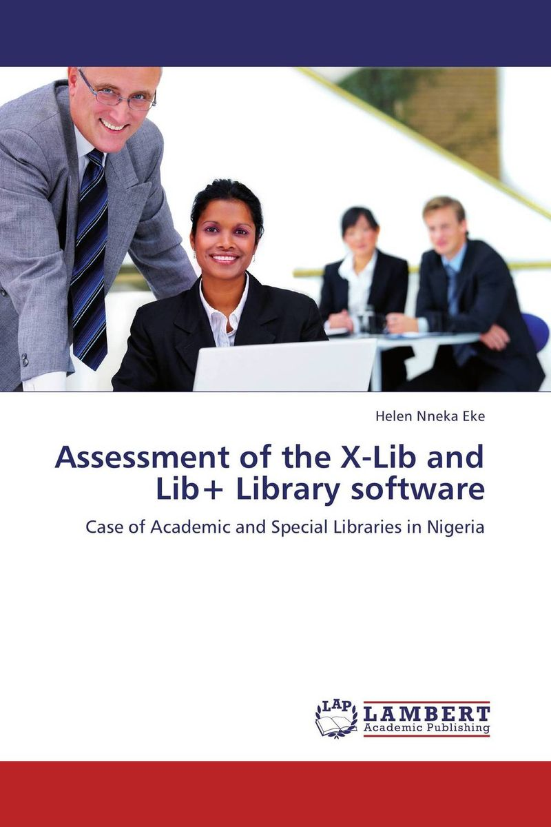 Assessment of the X-Lib and Lib+ Library software ad lib ad014ewjar69