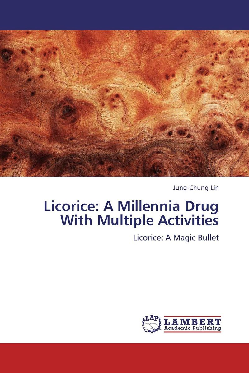 Licorice: A Millennia Drug With Multiple Activities брюки accelerate